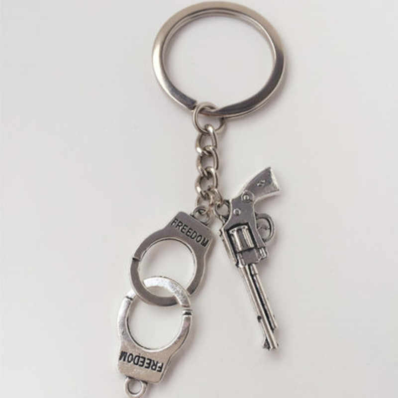 Partners In Crime Keyrings, Best Friends Keychain Set, Friendship Jewelry New