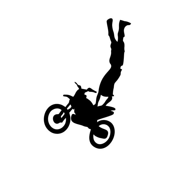 Motorcycle sticker car styling Motocross Bike Off-road Motorcycle Sport  Decal Vinyl Sticker Wall Window