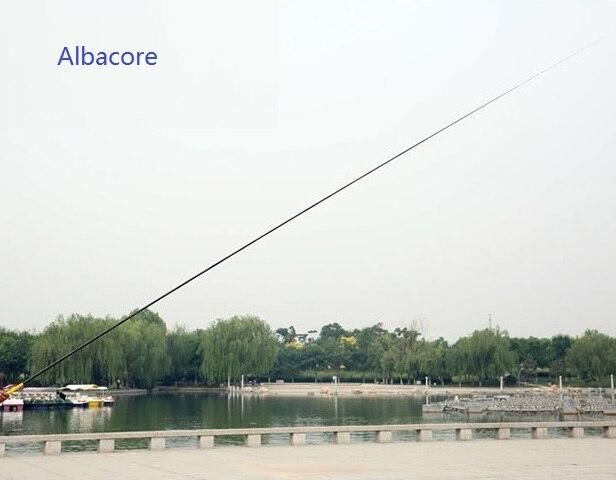 Albacore No logo Taiwan fishing rod for wild fishing