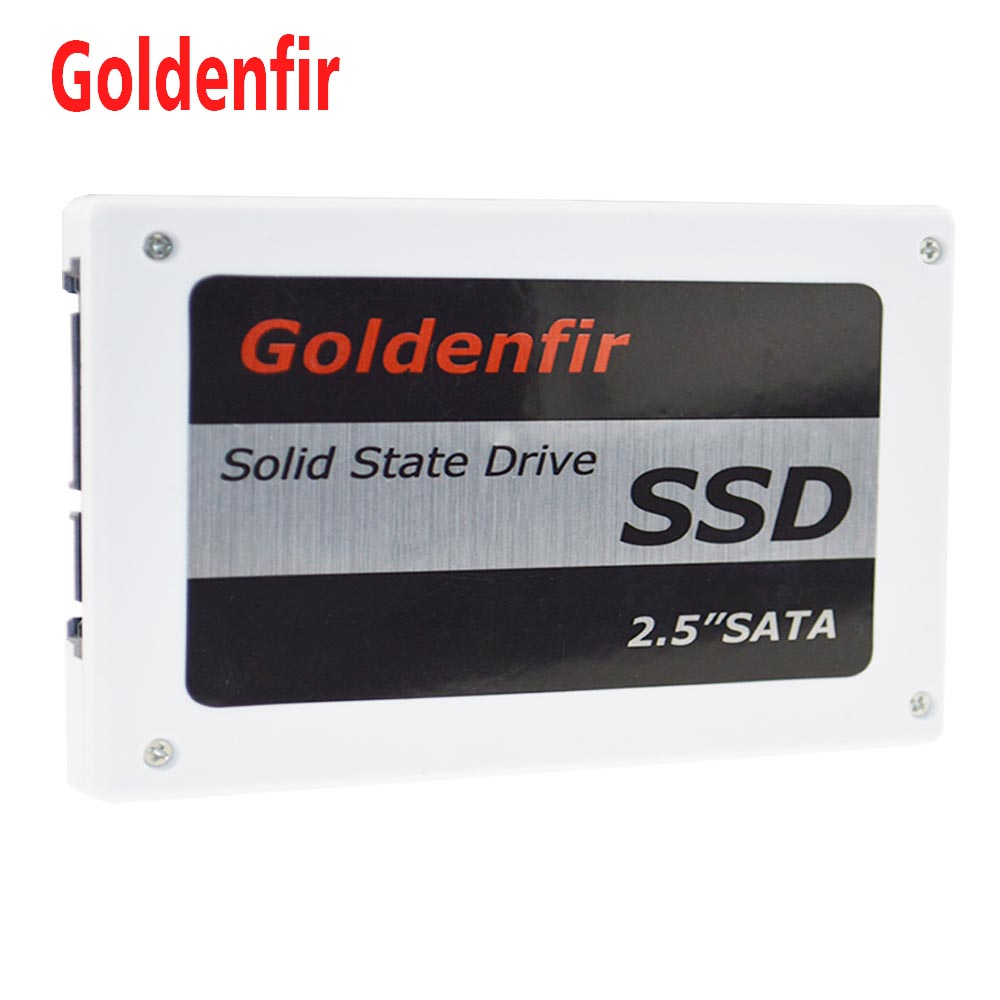 SSD 60GB  240GB 120GB 2.5  SATA3Goldenfir SSD 120GB internal solid state hard disk 60GB for Notebook Laptop desktop hot sale new and retail package for x3650m5 240gb ssd sata 00yc390 00yc391 2 5inch ssd