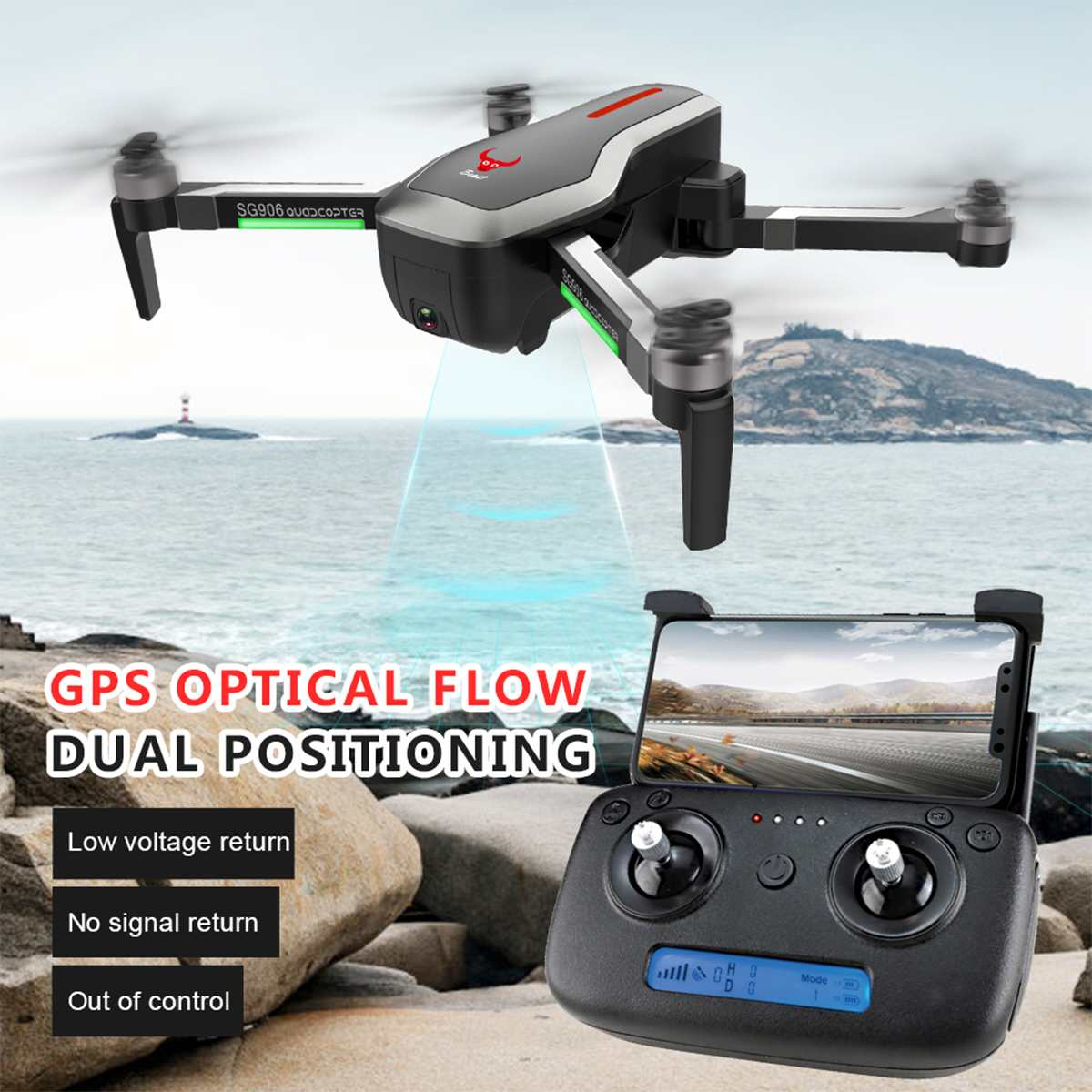 SG906 mini drone GPS 5G WIFI FPV 4K Camera drone Brushless Selfie Foldable RC Drone drones with camera hd rc helicopterSG906 mini drone GPS 5G WIFI FPV 4K Camera drone Brushless Selfie Foldable RC Drone drones with camera hd rc helicopter