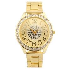 Relogio Feminino Fashion Luxury Diamond Watch Women Crystal Rhinestone Stainless Steel Analog Quartz Wrist Watch Gold Clock стоимость