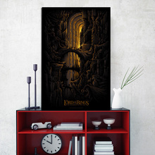 Lord Of The Rings Demon Canvas Painting Prints Bedroom Home Decoration Modern Wall HD Art Oil Posters Accessories
