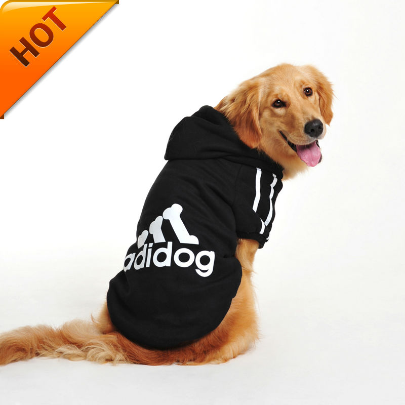 Large Dog Clothes For Dogs Autumn Winter Dog Clothing Pet ...