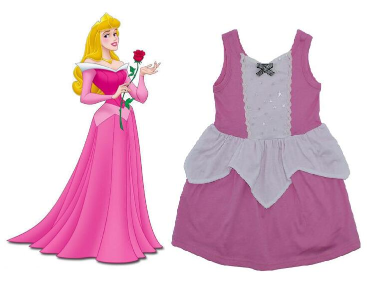 Платье спящей красавицы