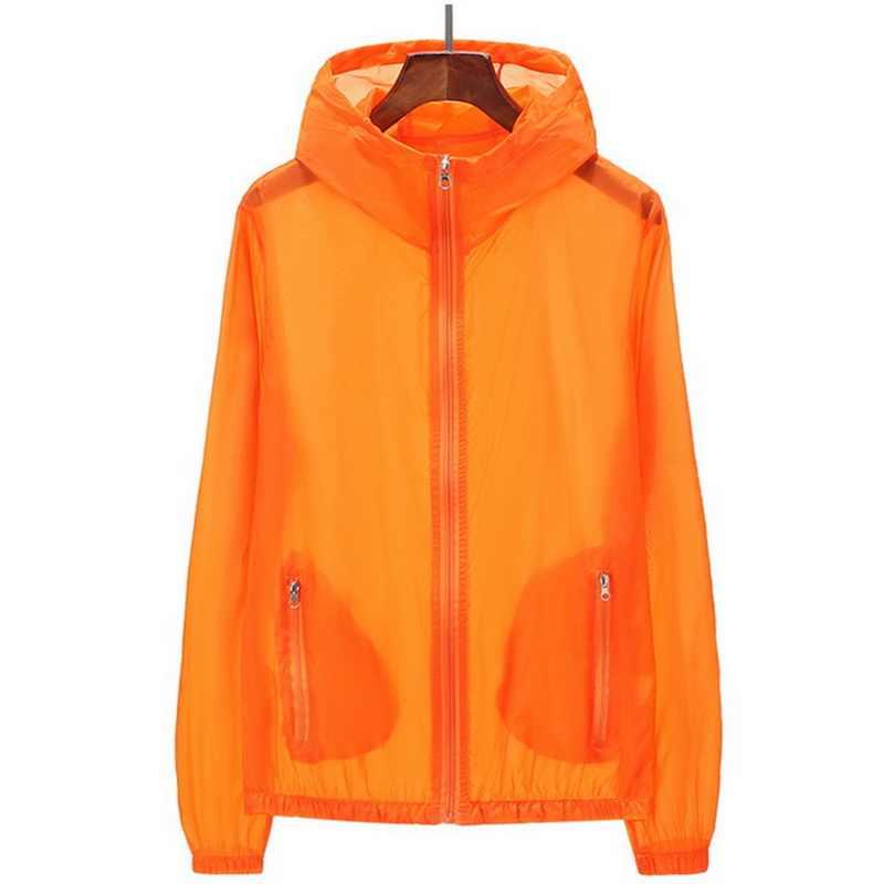 2019 новая дышащая Весенняя мужская куртка с длинным рукавом, мужские куртки и пальто с капюшоном, Повседневная тонкая летняя мужская куртка
