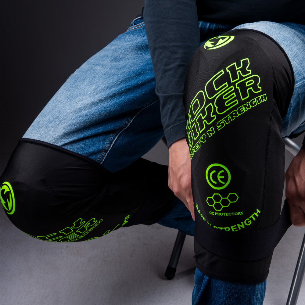 Mtb Bmx Motocross Racing Knee Protective Guards Motorcycle Sports Protector Pads Rodilleras Moto Knee Pads Skateboard Leg Gear