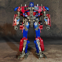 Weijiang MPP10 Transformation SS05 Movie Series Voyager V Class Optimus Red Spider Factory PVC Action Figure Model Doll Toy