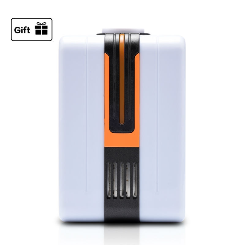 Protable Ionizer Air Purifier Negative Ion Generator Air Cleaner Remove Formaldehyde Smoke Oxygen Concentrator Free Shipping