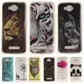 Phone Case sFor Coque Alcatel One Touch Pop C7 Soft TPU Silicone Back Cover for Alcatel One Touch Pop C7 C 7 OT 7040 7040D 7041D