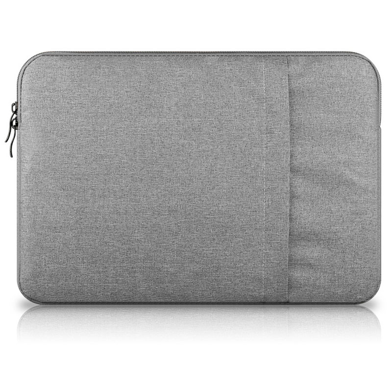 2017 New Portable Soft Sleeve Laptop Bags Zipper Notebook Laptop Case Pouch Cover for Macbook Air Pro Retina 13 Inch 15 Inch image