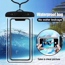 Waterproof Mobile Phone Case For iPhone X Xs Max Xr 8 7