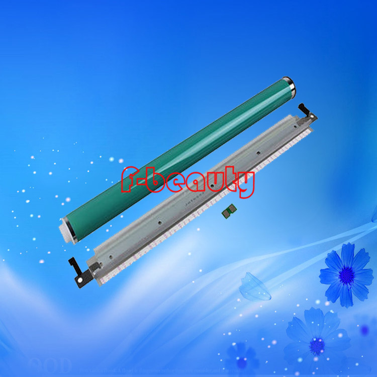 High Quality Color Drum Unit OPC Drum Compatible For Canon iRADV C5030 5045 5250 Drum Cleaning Blade Charging roller