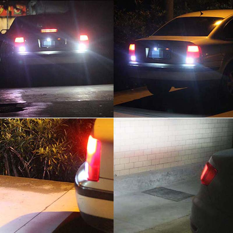 """BOAOSI 2x"" ""Canbus LED 921 T15 W16W"" LED automobilio - Automobilių žibintai - Nuotrauka 5"