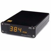 NEW TOPPING D10 MINI USB DAC CSS XMOS XU208 ES9018K2M OPA2134 audio amplifier DSD decoder