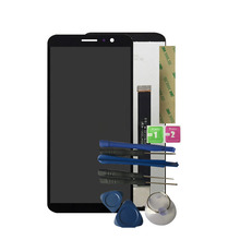 RYKKZ For Umidigi A1 PRO LCD Display With Touch Screen Digitizer Assembly Replacement With Tools+3M Sticker