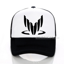 MASS EFFECT N7 Baseball Cap Men Women Summer Trucker Caps mass effect n7 Mesh Hot Game Net Hat