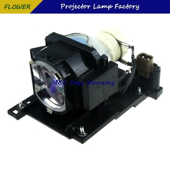 цена на High Quality DT01022 / DT01026 Compatible projector lamp for use in HITACHI CP-RX78/RX78W/RX80/RX80W/ED-X24 projector