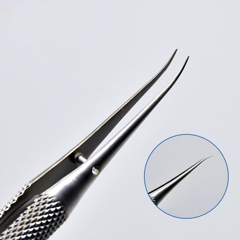 tecido fórceps Instrumentos Oftalmológicos