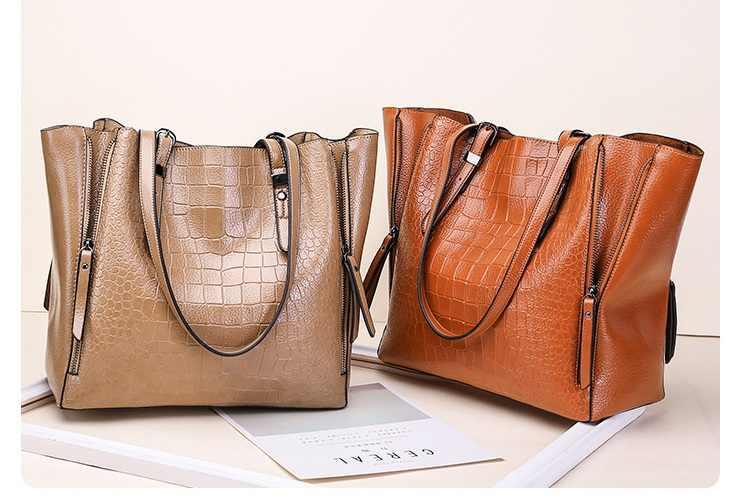 Женские сумки из натуральной кожи, 2018 модные женские сумки на плечо, повседневные сумки-мессенджер из крокодила N415