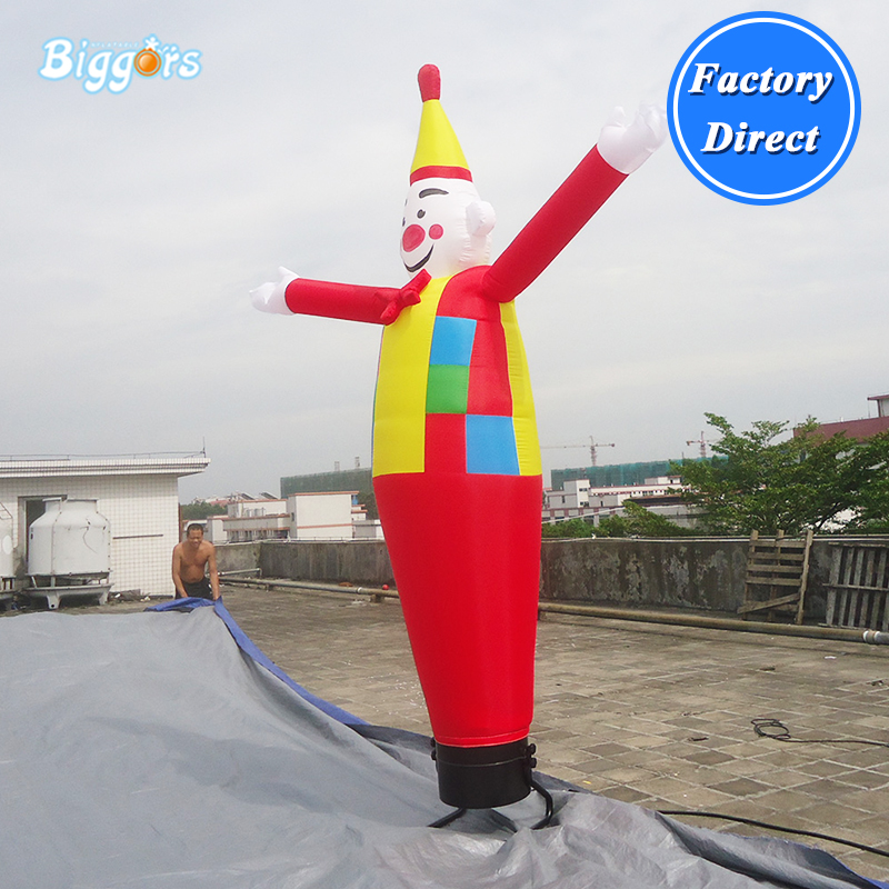 Wholesale Advertising Equipment Inflatable Event Air Clown Advertising event