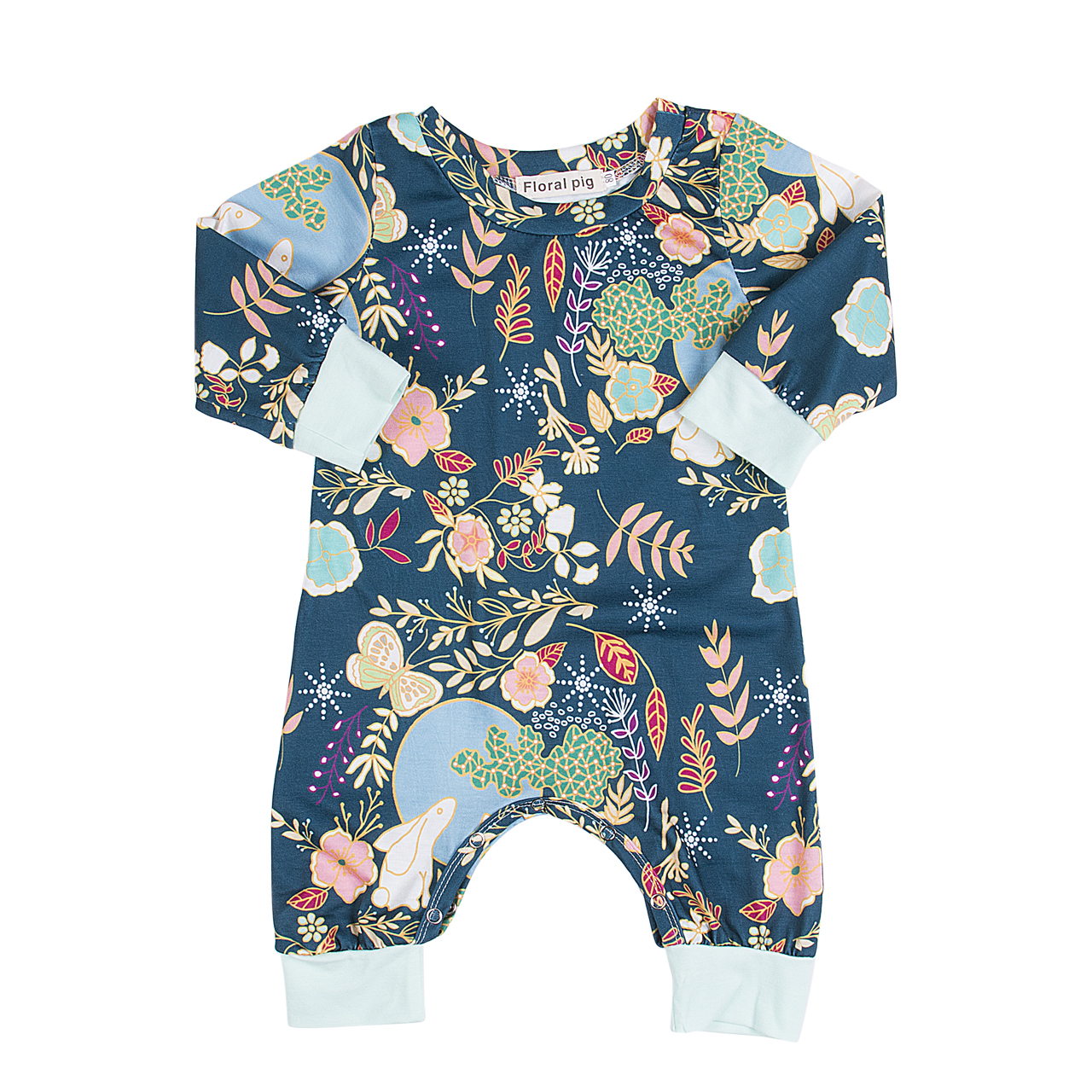 Newborn Toddler Infantil Baby Boy Girl Unisex Harem Romper Jumpsuit Casual Clothes One Piece Outfits US Stock puseky 2017 infant romper baby boys girls jumpsuit newborn bebe clothing hooded toddler baby clothes cute panda romper costumes