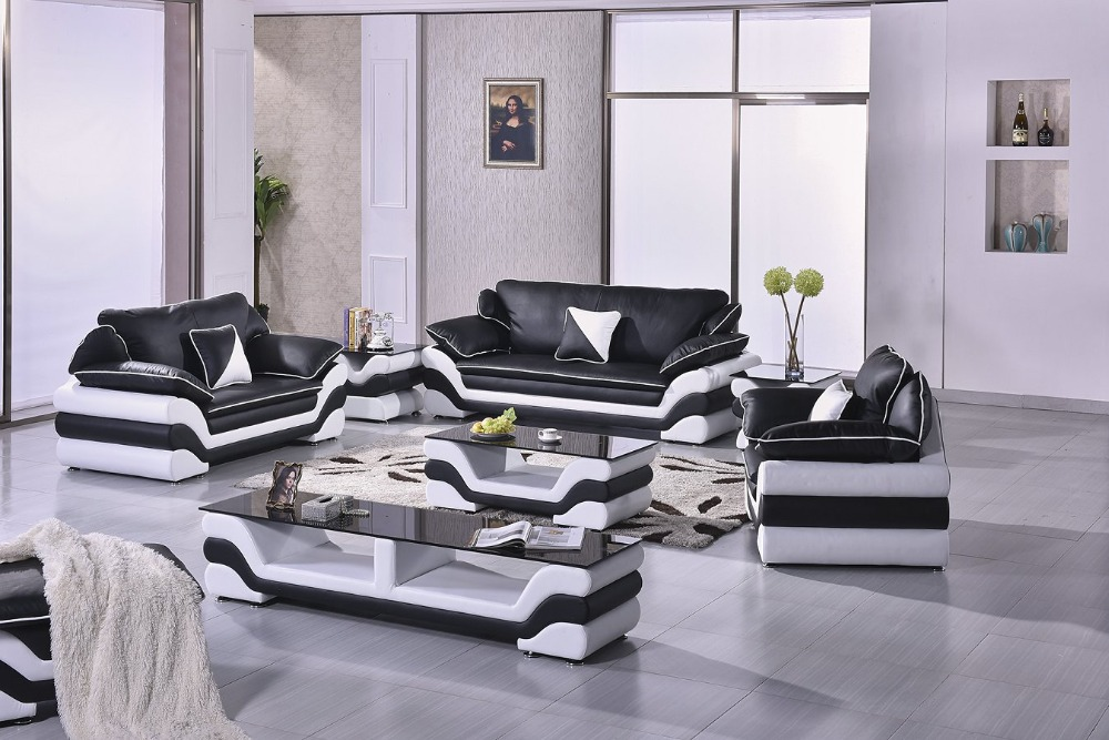 YG Furniture Sofa Designs Model Luxury Leather