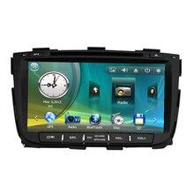 Car Radio DVD GPS Navigation Central Multimedia for Kia Sorento 2013 SD USB RDS IPOD Analog TV Phonebook Bluetooth Handsfree
