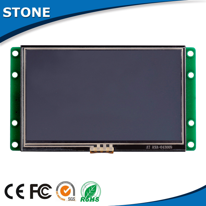 4.3 inch TFT LCD screen module with controller board for Arduino/ PIC/ ARM