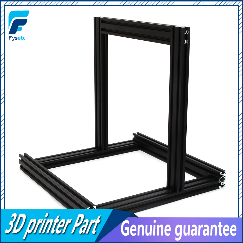 1 Kit Prusa I3 MK3 Bear Upgrade Extrusion Profile 2040 V-SLOT Aluminium Profielen For Prusa I3 MK2 MK2S MK3 3D Printer