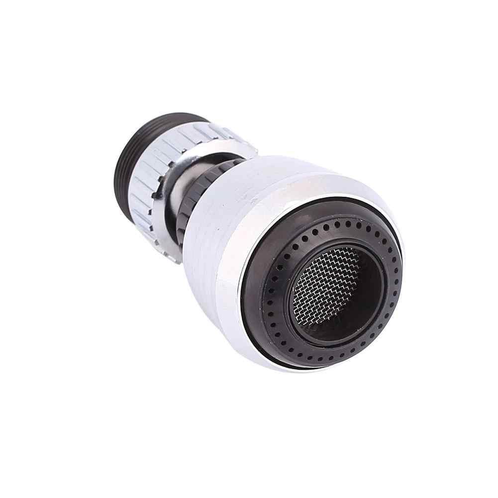 回転式キッチンの蛇口タップシャワーヘッド蛇口フィルターアクセサリーユニバーサル蛇口クレーンノズル水流用