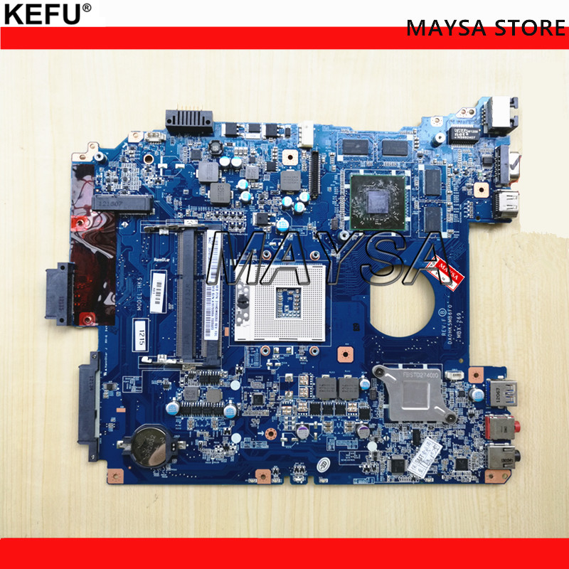 Free Shipping MBX-269 main board ( HM76 Chipset ) fit for sony vaio SVE151D11M SVE151 SVE15 DA0HK5MB6F0 motherboard 100% working for sony mbx 165 ms90 system motherboard tested working perfect free shipping brand new