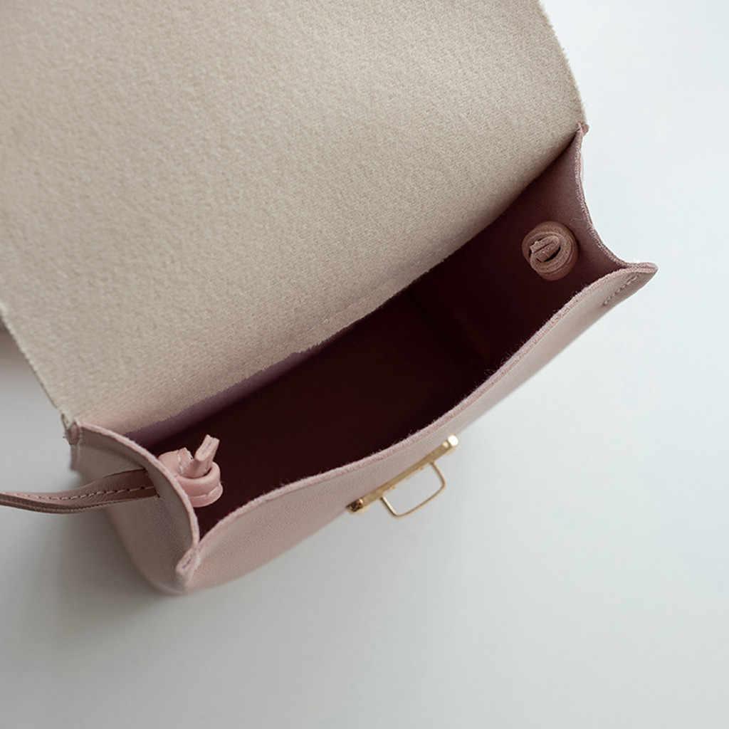 ผู้หญิงกระเป๋าแฟชั่นหนังปลั๊กล็อคตีสีไหล่ Messenger เหรียญ handtassen dames sac a หลัก femme de marque soldes