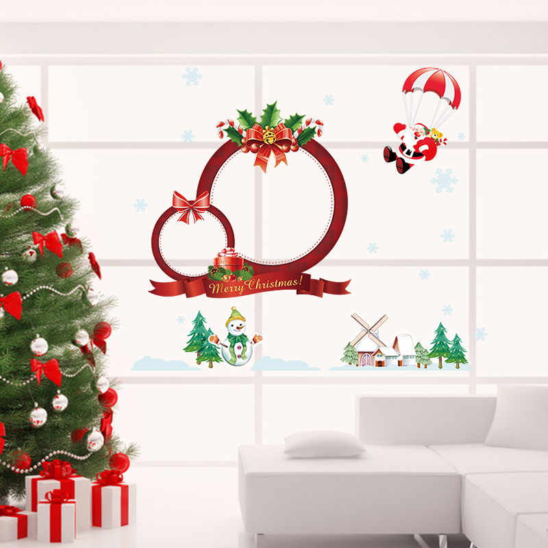Merry Christmas For Home Decoration New Year Party Decor