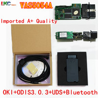 Imported A Quality Green OKI Full Chip VAS 5054A ODIS V3 0 3 Bluetooth VAS5054A Support