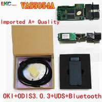 Imported A Quality Green OKI Full Chip VAS 5054A ODIS V3 0 3 Bluetooth VAS5054A Support