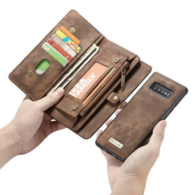 Sac à main bracelet étui de téléphone pour Samsung Galaxy S20 Fe Ultra S10 5G Plus S10e coque de luxe en cuir Fundas housse accessoires sac