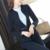 Colar com decote em v Duas Peças Terno Formal Pant Projetos Uniformes Escritório Mulheres de Negócios Ternos Lady Completo Manga Blazer Cinza Para O Trabalho