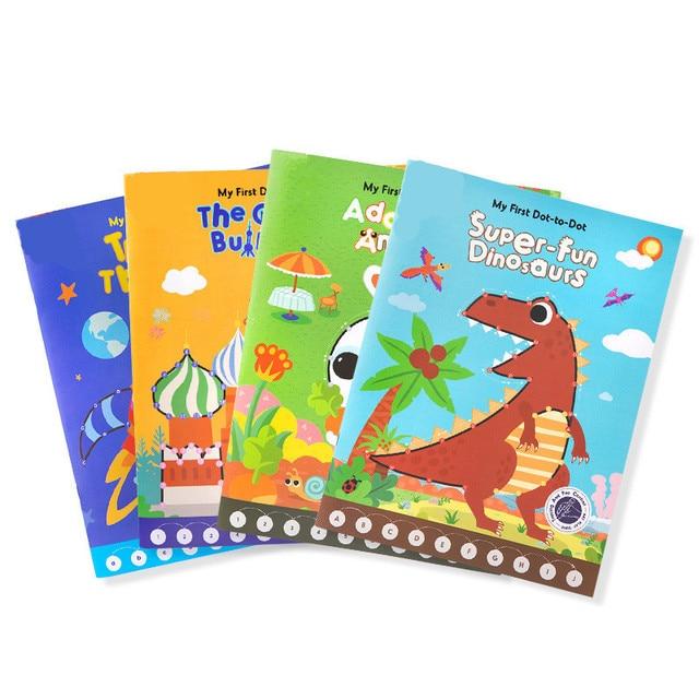 Libros para colorear niños pintura graffiti pintura línea de ...