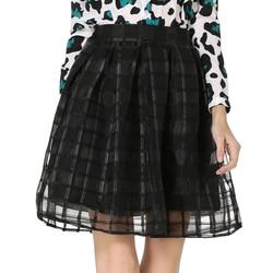 2016 font b skirts b font women europe summer style fashion faldas saia high waist tutu.jpg 250x250
