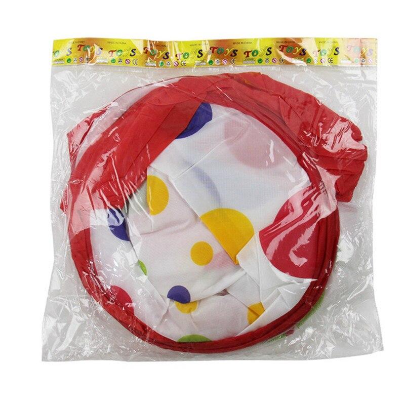 Красочные точки весело играют дети палатки крытый/игры на открытом воздухе игры дома игрушки палатка подарки на день рождения безопасные д...