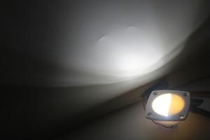 Image 4 - ימי סירת יאכטה ניווט אור לבן כחול פלסטיק LED באדיבות אור 12 v DC