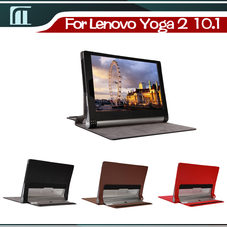 Lenovo Yoga Tablet 2 2-830f case Luxury PU leather case For lenovo yoga 2 830 8'' tablet cover case + Protective film