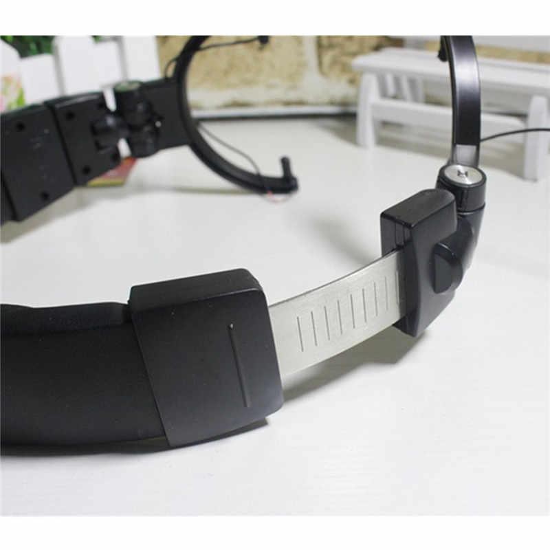 LEORY profesjonalny słuchawki z pałąkiem na głowę hak części głowy wiązki części zamienne do słuchawek dla Audio Technica dla Shure