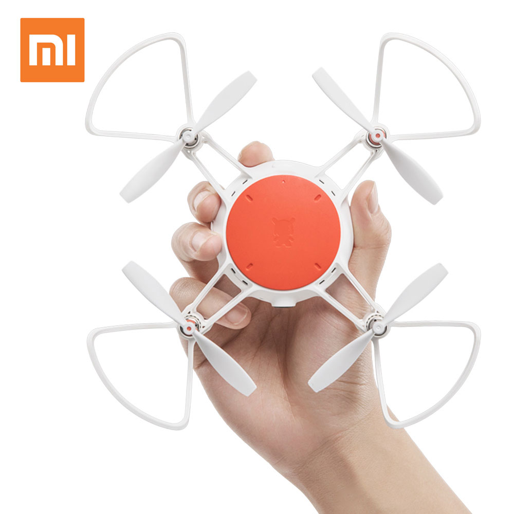 Original Xiaomi Mi Drone English Version WIFI FPV With 4K Camera 3-Axis Gimbal HD Camera For RC Camera Drones Accessories fpv 3 axis cnc metal brushless gimbal with controller for dji phantom camera drone for gopro 3 4 action sport camera only 180g