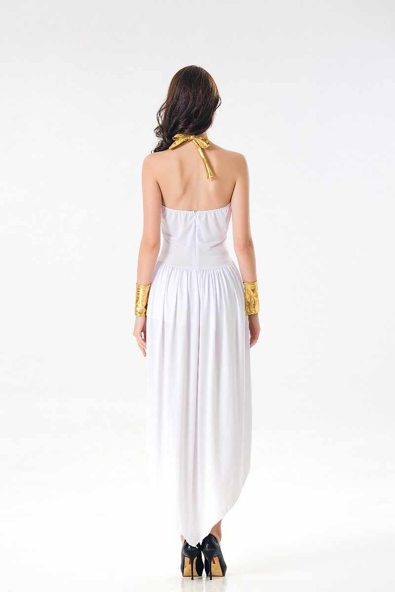a132c8bcd8f5 ... New Ladies Greek Goddess Cosplay Roman Princess Costumes Adult Sexy  Roman goddess Costume for Halloween masquerade