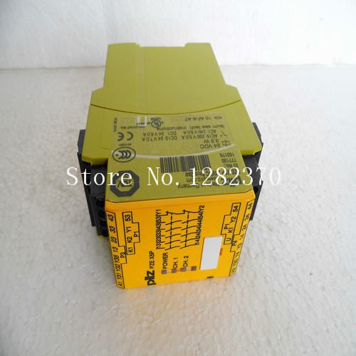[SA] New original special sales PILZ safety relays PZE X5P 24VDC 5n / o 2so spot [sa] new original authentic special sales schmersal safety relays srb301lc b spot
