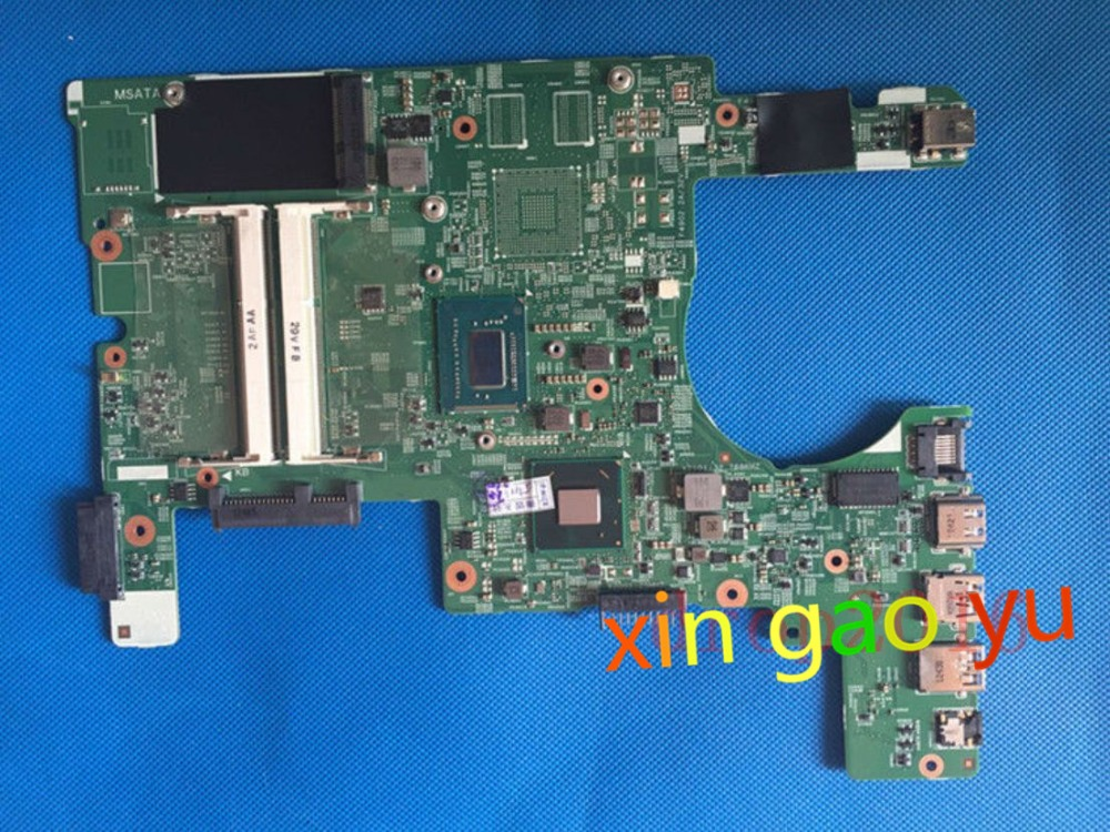 Laptop Accessories Joutndln For Dell Inspirion 15z 5523 Dmb50 Laptop Motherboard Ffkxx 0ffkxx Cn-0ffkxx Mb 11307-1 W/ I5-3317u Cpu And Gt630m Gpu
