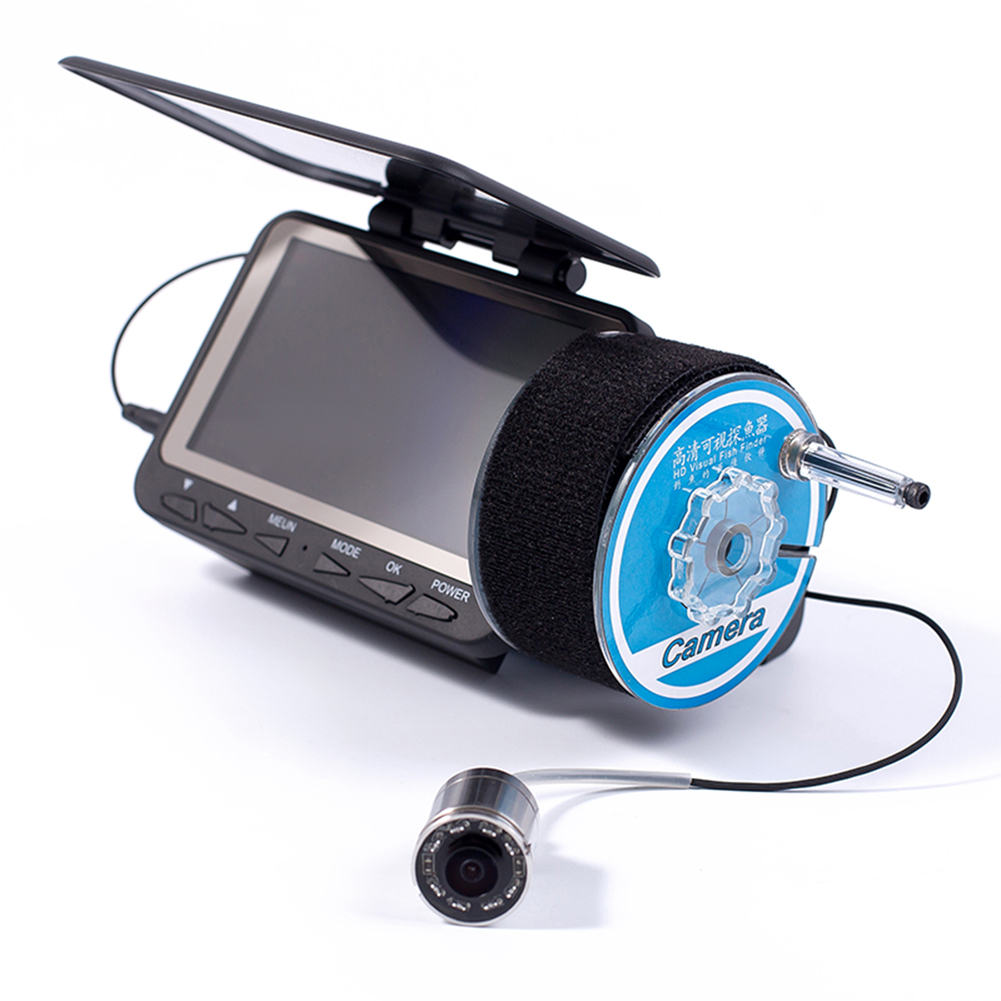 Underwater Fishing Video Camera Waterproof Fish Finder 15m