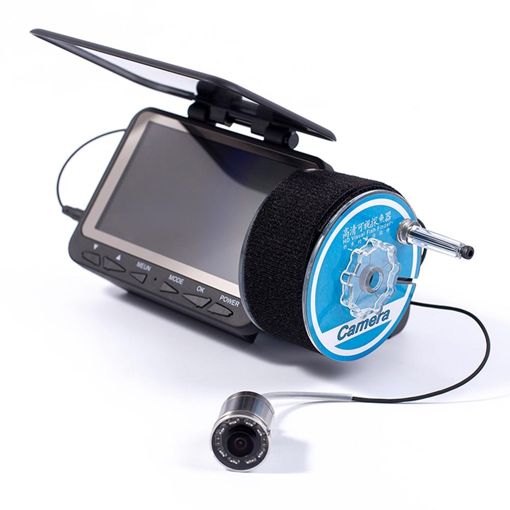 Underwater fishing video camera waterproof fish finder 15m for Underwater fish camera